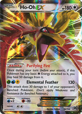 Ho-Oh EX Ultra Rare Holo Pokemon Card XY9 BREAKPoint 92/122
