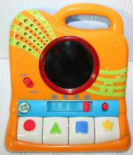 LeapFrog Learn & Groove Musical Piano Baby Keyboard Bilingual Spanish Toy #10196