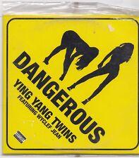 Ying Yang Twins-Dangerous promo cd single