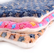 Pet Mat Cat Dog Fleece Soft Blanket Bed Small Cushion Puppy Winter Warm Supply