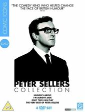 Peter Sellers Collection - Comic Icons [DVD]