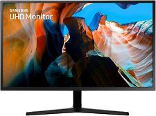 Samsung 32 inch UJ59 4k monitor - UHD, 3840 x 2160p, 60hz, 4ms, AMD FreeSync
