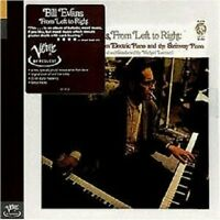 BILL EVANS - FROM LEFT TO RIGHT  CD NEW+