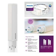 Lampadine Philips CorePro LED PLC 6.5w = 18w 830 2 Perni G24d-2