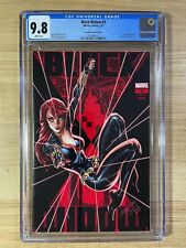 Black Widow #3 (2020 Marvel Comics) J Scott Campbell Nycc Variant Cgc 9.8