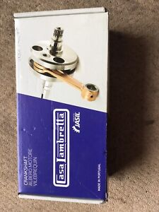 lambretta casa Li 150 S3 Crank Boxed See Description NOT GP