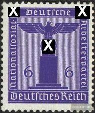 Duits Empire D159 postfris MNH 1942 Officieel stempel