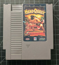 HeroQuest Hero Quest for Nintendo Entertainment System NES Cart