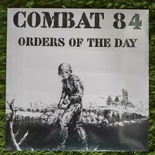 LP - COMBAT 84 - Orders Of The Day - Punk Oi! Skinhead Condemned Business