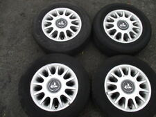 "HOLDEN VR VS STATESMAN COMMODORE 15"" X 6.5"" ALLOY MAGS WHEELS TYRES CENTER CAPS"