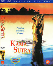 Kama Sutra - A Tale of Love - Indira Varma Rekha - Adult - Uncut - (New) DVD