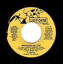 KILLER WHITE UPTEMPO DOO-WOP-5 SHITS-LOST-CAUSE-100-DREAMING OF YOU/LET ME TELL