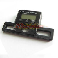 LCD display Digital Pitch Gauge Blades degree angle for align 450 700 RC heli