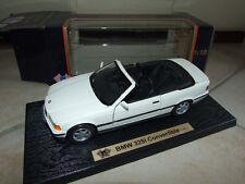BMW 325 i CABRIOLET 1993 Blanc MAISTO 1/18
