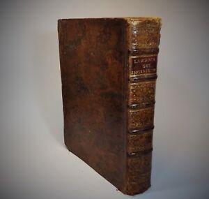 La Science des Ingénieurs dans la conduite des travaux de Fortification 1775 In4