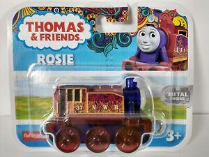 Bloomin' Rosie Thomas & Friends Push Along Metal Engine