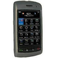 AMZER Silicone Skin Jelly Case for BlackBerry Storm 9530 - Smoke Grey