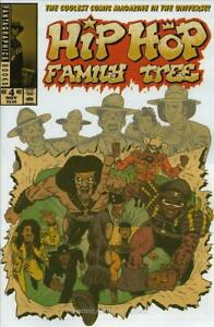 Hip Hop Family Tree #4 VF/NM; Fantagraphics   save on shipping - details inside