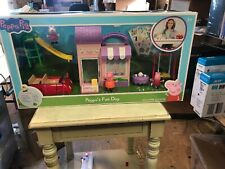 Peppa Pig Exclusive Fun Day Value Box - Little Bakery, Little Red Car, Pinata Pa