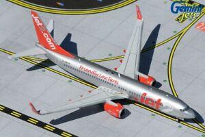 GEMINI JETS (GJEXS1936) JET2.COM 737-800W 1:400 SCALE DIECAST METAL MODEL