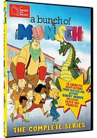 A Bunch of Munsch: The Complete Series (DVD, 2015) New