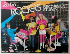 Barbie and The Rockers Recording Studio Playset (NEW)