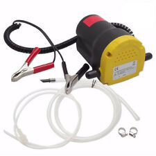 Oil Diesel Fuel Fluid Extractor Electric Transfer Scavenge Suction Pump 5A 12V