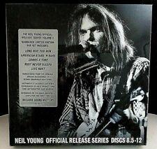 Neil Young, Six-LP Box Set, 180g Vinyl, Remastered, Reprise (2016) Sealed