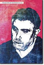 Icônes de l'économie # 10-Paul Krugman-unique photo art print cadeau Econ