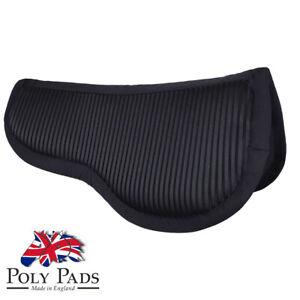 PolyPads Pod Half Pad Spacetec Pressure Relieving Riser Pad Horse Saddle Medium