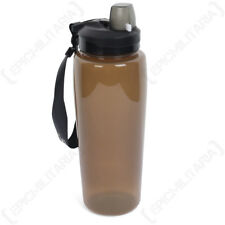 Transparent Coyote Water Bottle - Sports Military 600ml Drinks Gym Travel Army