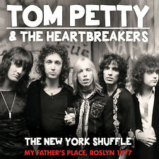 TOM PETTY New Sealed 2018 UNRELEASED  LIVE 1977 NEW YORK CONCERT CD