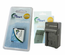 Battery+Charger for Canon NB-11L CB-2LD ELPH 320 110 A4000 IXUS 240 125 IXY 420F