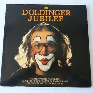 Klaus Doldinger - Jubilee - Vinyl Triple LP German 1st Press NM