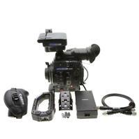Canon C300 Mark II Cinema EOS Camcorder Body - PL Lens Mount 743 Hours #1196019