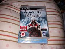 Assassin's Creed Brotherhood (PS3)   2010   PlayStation 3