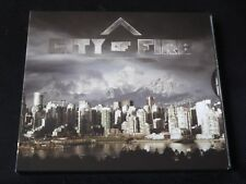 City of Fire - City Of Fire NEW CD FEAR FACTORY STRAPPING YOUNG LAD ZIMMERS HOLE