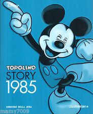 TOPOLINO STORY 1985=CORRIERE DELLA SERA=N°6 DELLA COLLANA=2015