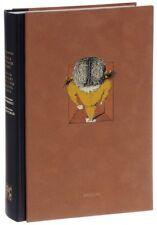 Russian Book Lewis Carroll Alice in Wonderland Looking Glass Leather Vashchenko
