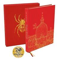 Harry Potter and the Chamber of Secrets: Deluxe Illustrated Slipcase Edition (De