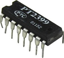 3 x PT2399 amplificatore operazionale integrato integrated circuit delay echo