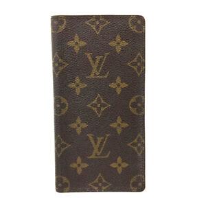 Louis Vuitton Monogram Agenda De Posh Notebook Cover /E1056