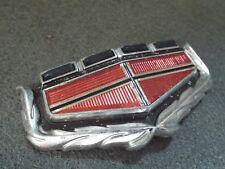 Header Panel Emblem 1970 Mercury Marquis/Colony Park-Grill-Badge-Hood Ornament