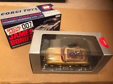 CORGI THUNDERBALL JAMES BOND ASTON MARTIN DB5 04206, BRAND NEW IN BOX, RARE GOLD
