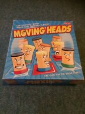 Moving Heads Board Game (tactic) Family Game Kids Fun