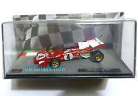 1:43 modellino F1 FERRARI 312 B2 (1971) - Jacky Ickx