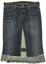 COH Citizens of Humanity size 28 stretch denim Jeans made into skirt