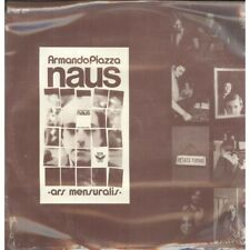 Armando Piazza ‎‎Lp Vinile Naus / B.B.B. Beautiful Black Butterfly Sigillato