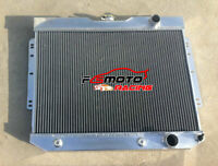 3 ROW ALUMINUM RADIATOR for CHEVY BEL AIR,BISCAYNE,CHEVELLE,IMPALA 1960-1965 AT