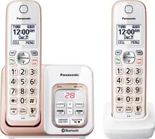 Panasonic - KX-TGD562G Link2Cell DECT 6.0 Expandable Cordless Phone System wi...